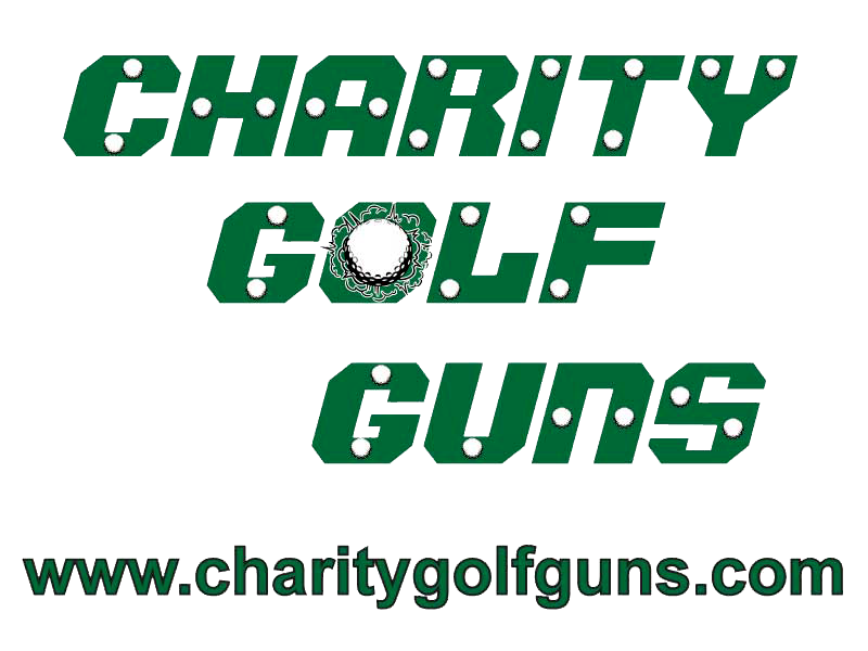 Charity Golf Guns